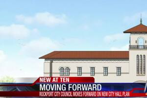 Rockport City Hall project moves forward despite opposition