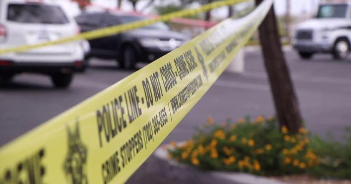 Deadly motorcycle crash in northwest Las Vegas