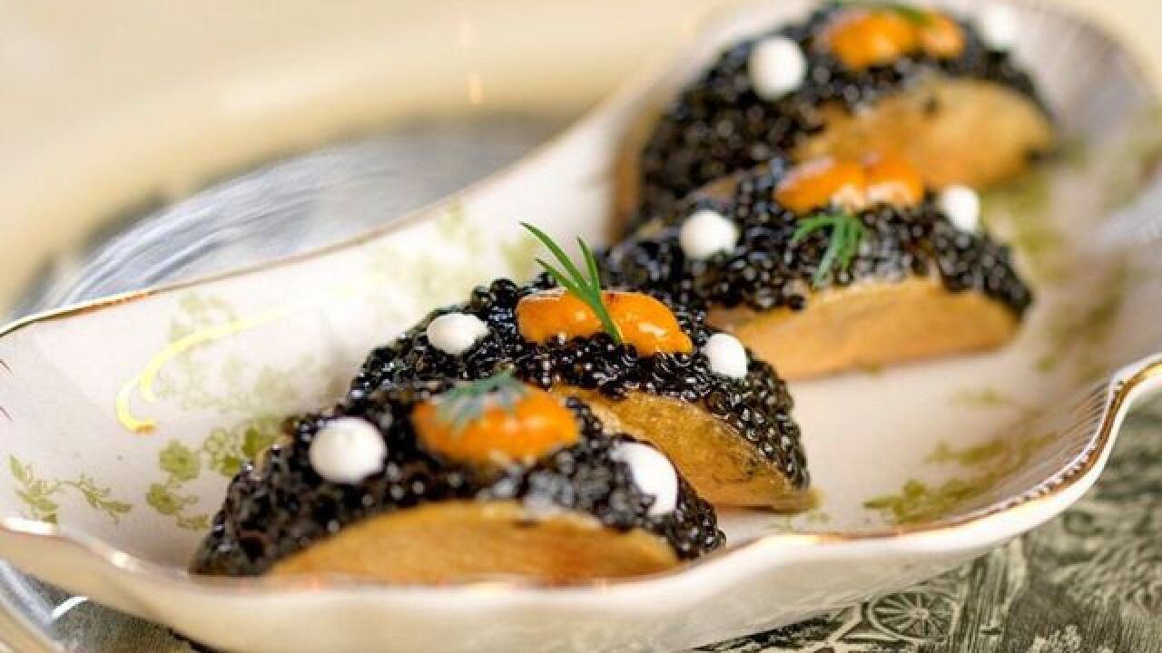 Caviar taco in Las Vegas named one of best in the U.S.
