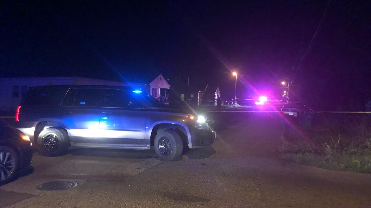 1 wounded in Petersburgshooting