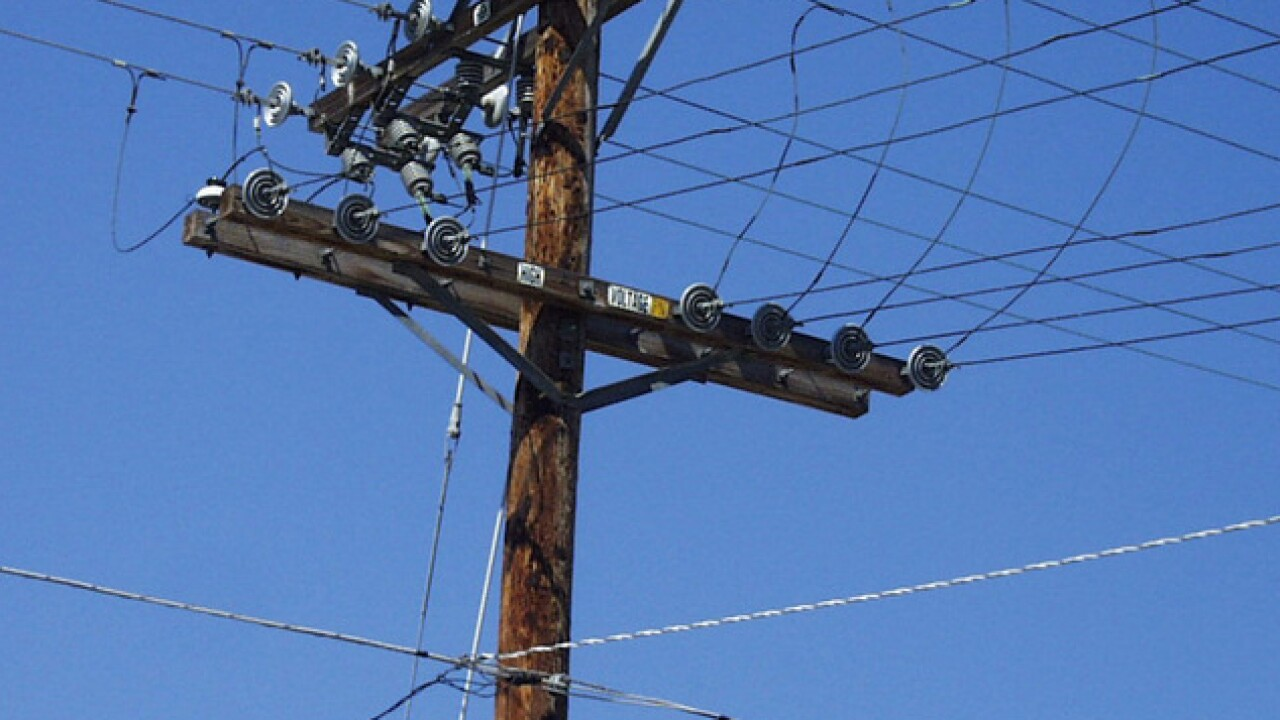 sdge powerline power line