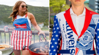 Get Decked Out In Budweiser-branded Apparel This Summer
