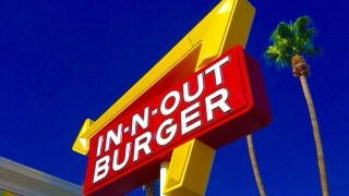 In-N-Out Burger donated $25,000 to California Republican party