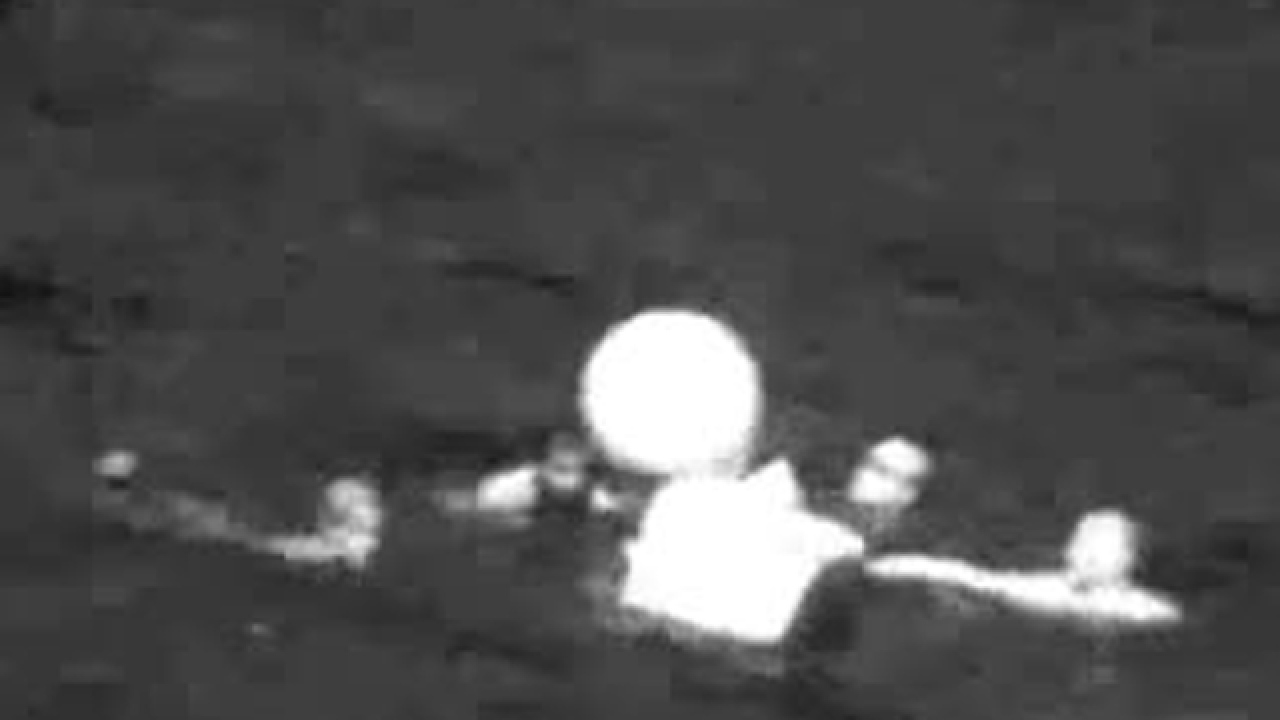 Boaters rescued off of the Florida coast