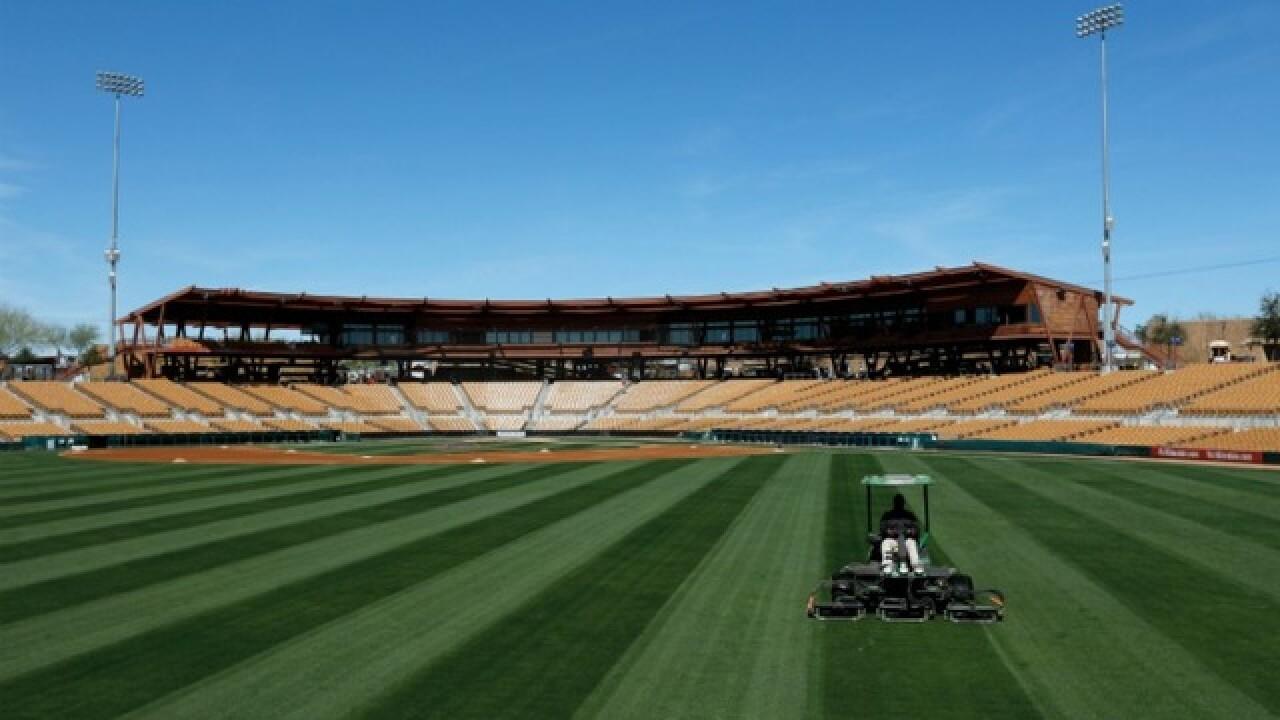 GUIDE: 10 Spring Training stadiums around Valley
