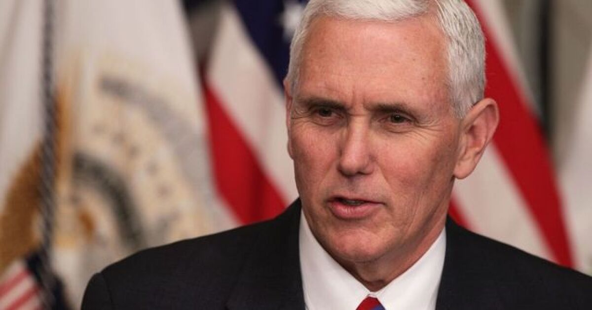 VP Pence attending campaign events in Colorado on Monday