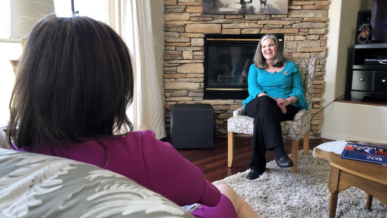 Elizabeth Watts interviews Kristen Christy