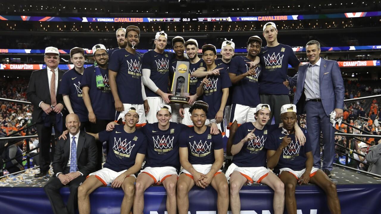 Final Four Texas Tech Virginia Basketball