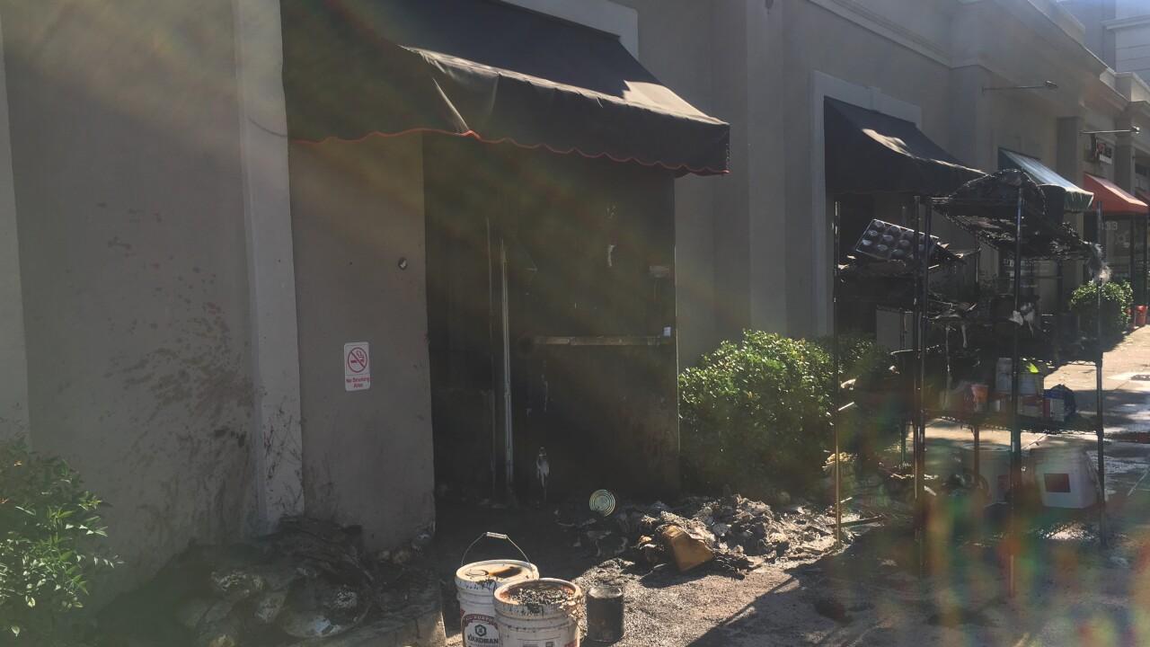 Norfolk Fire-Rescue responds to restaurantfire
