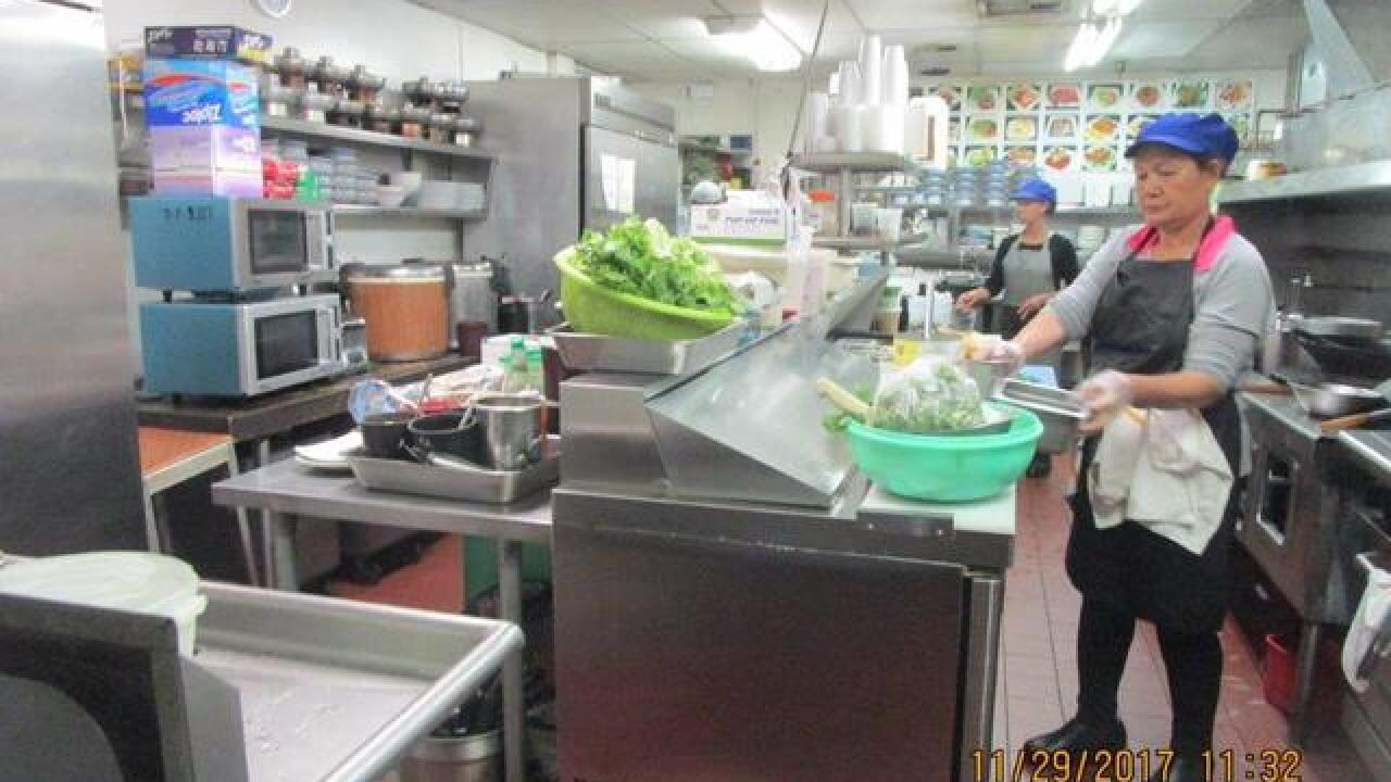 Mr. Sandwich, Komol and more on Dirty Dining