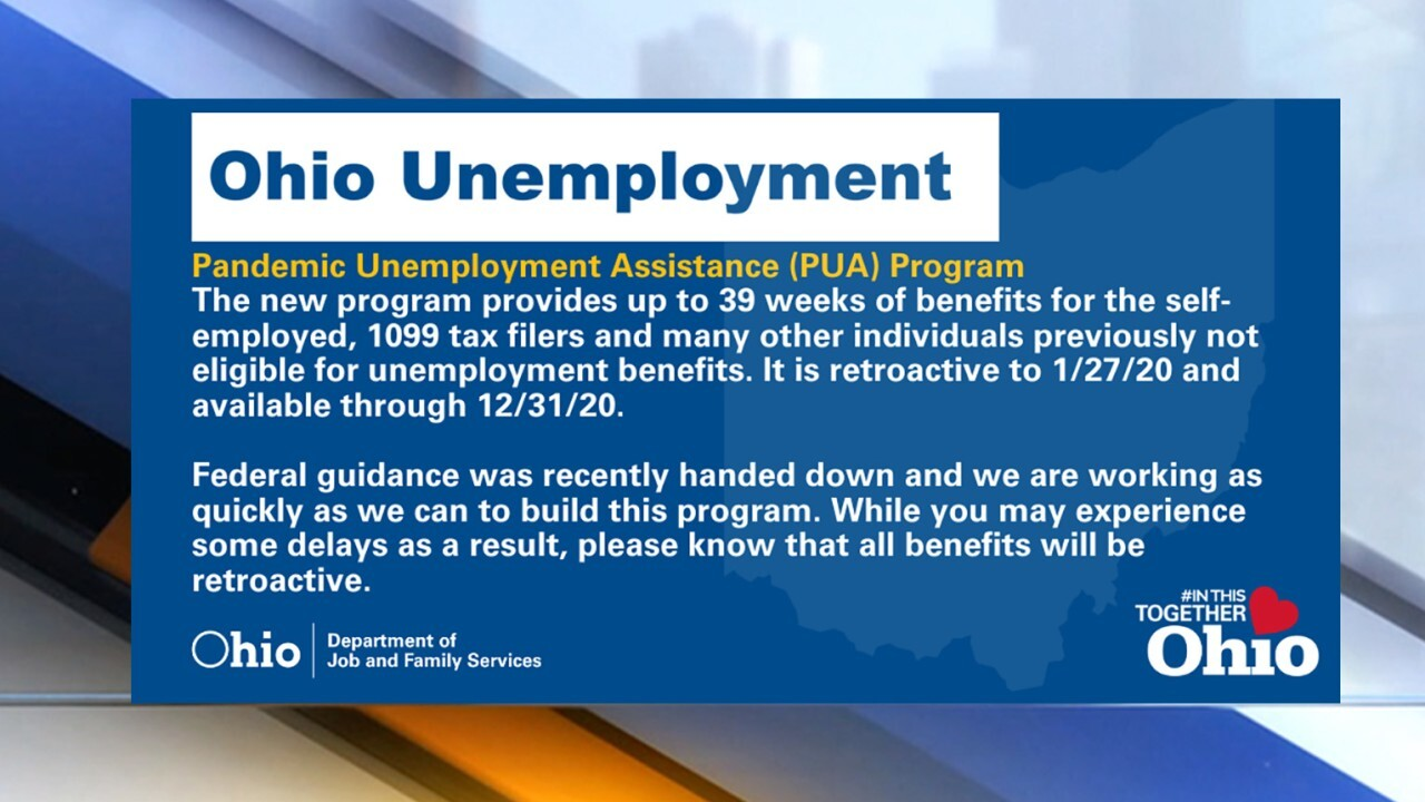 Personal Information Of Applicants In Ohio S Pandemic Unemployment Assistance Program Exposed In Data Breach
