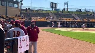 Central Michigan, Western Michigan baseball meet in four game series