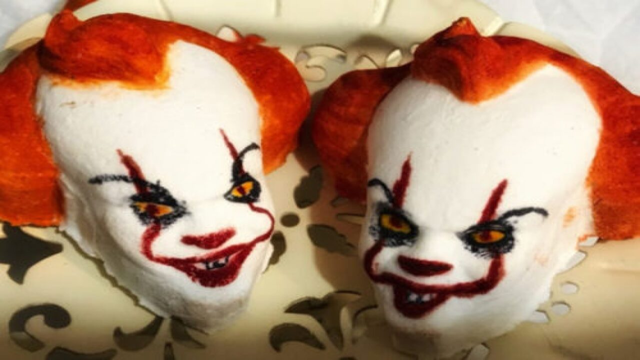 This Pennywise Bath Bomb Might Make You Afraid Of Your Own Bathtub