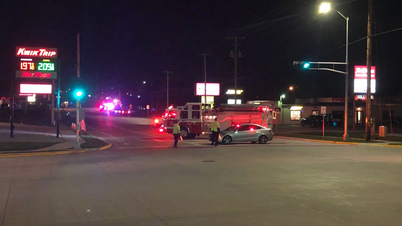 Incident shuts down Highway 28 in Mayville in Dodge County