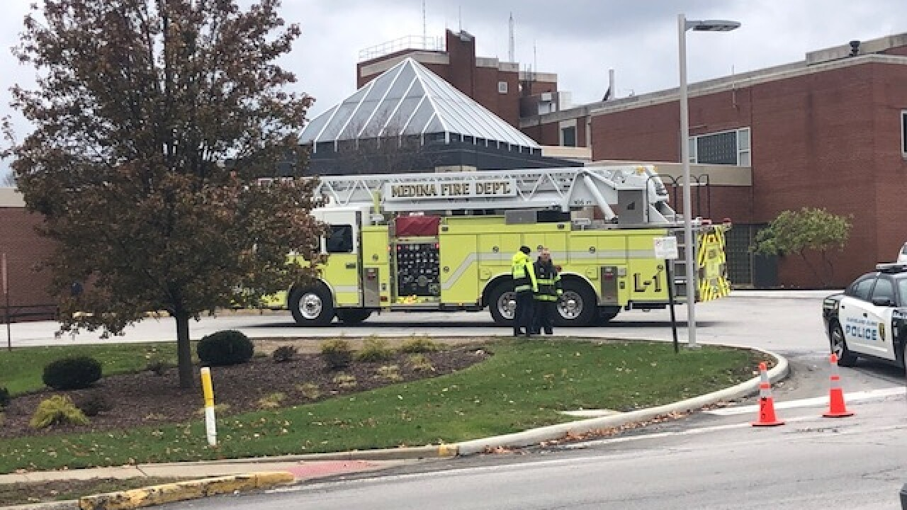 Potential active shooter situation at Ohio hospital was a hoax, police say