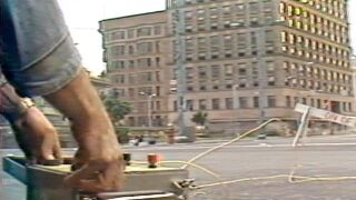 Throwback Thursday in WEWS Video Vault: 1982 implosion of two buildings on Cleveland's Public Square