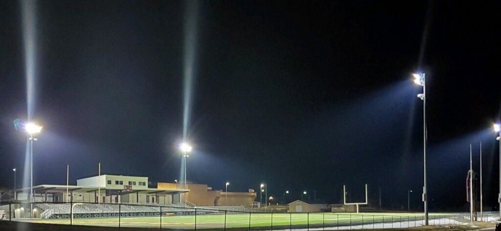 Baker High School football field.jpg