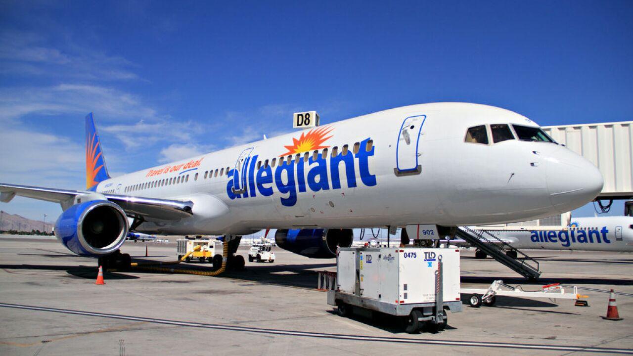 Allegiant Air Begins Charging Customers To Print Boarding Pass