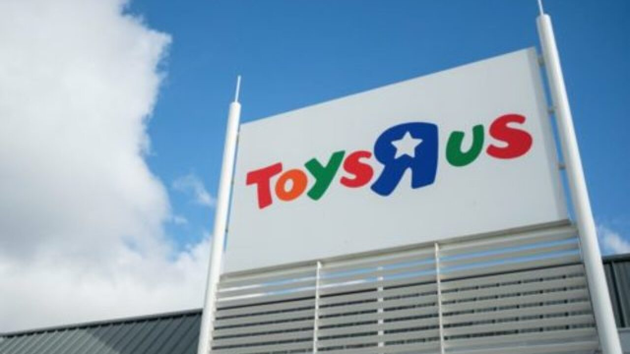 Toys R Us can pay executives $16M in bonuses, bankruptcy court says