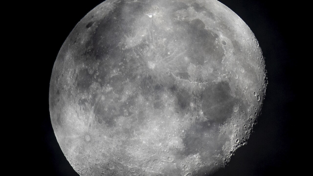 Studies show there may be more water on the surface of the moon than previously thought