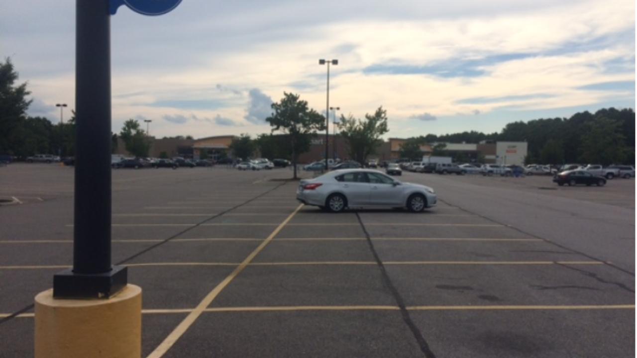 Man forgets cash at Virginia Beach Walmart, customer caught on camera takingit