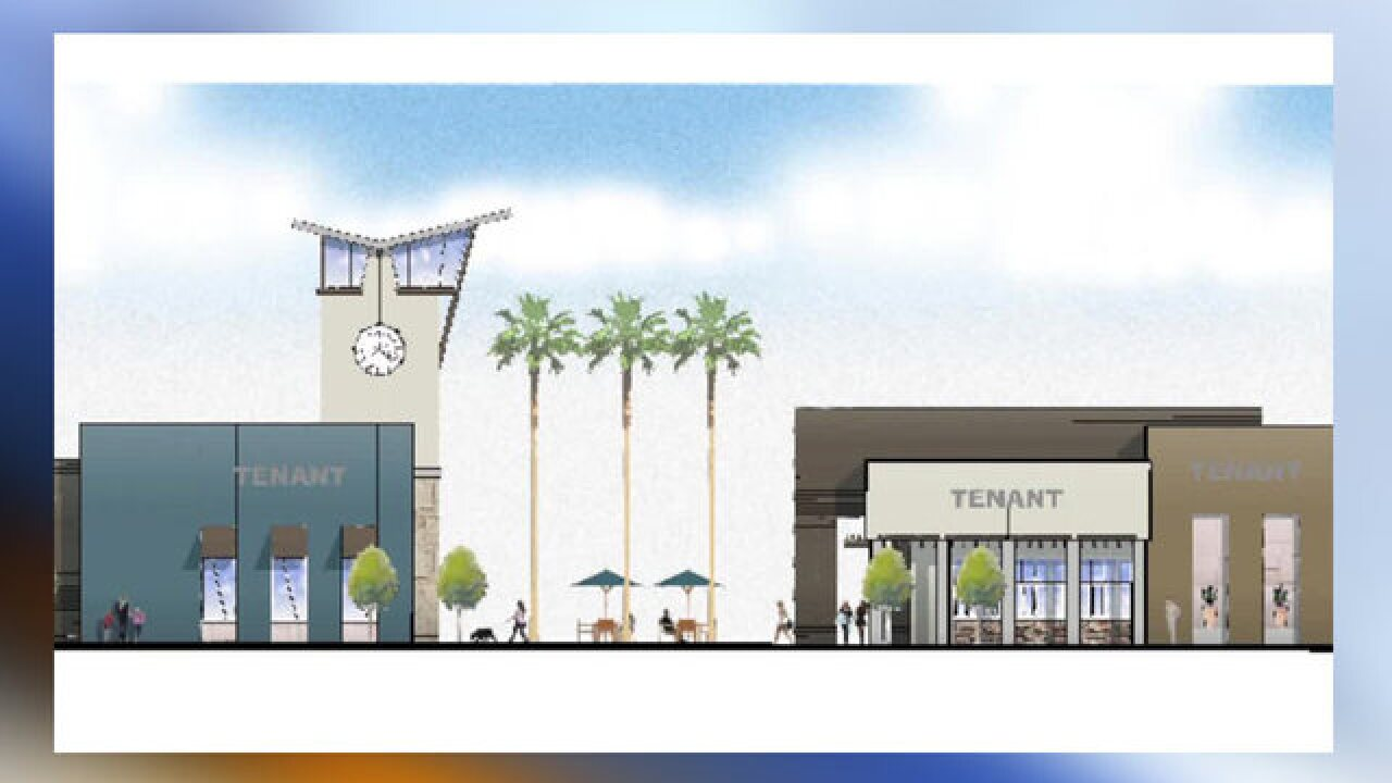 Imperial Beach to get new mall in prime location