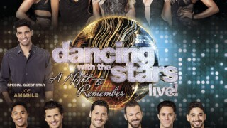 Live Nation Sweepstakes: see DWTS Live! at Shea's!