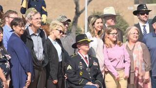 Fort Hood Veteran receives Distinguished Service Cross