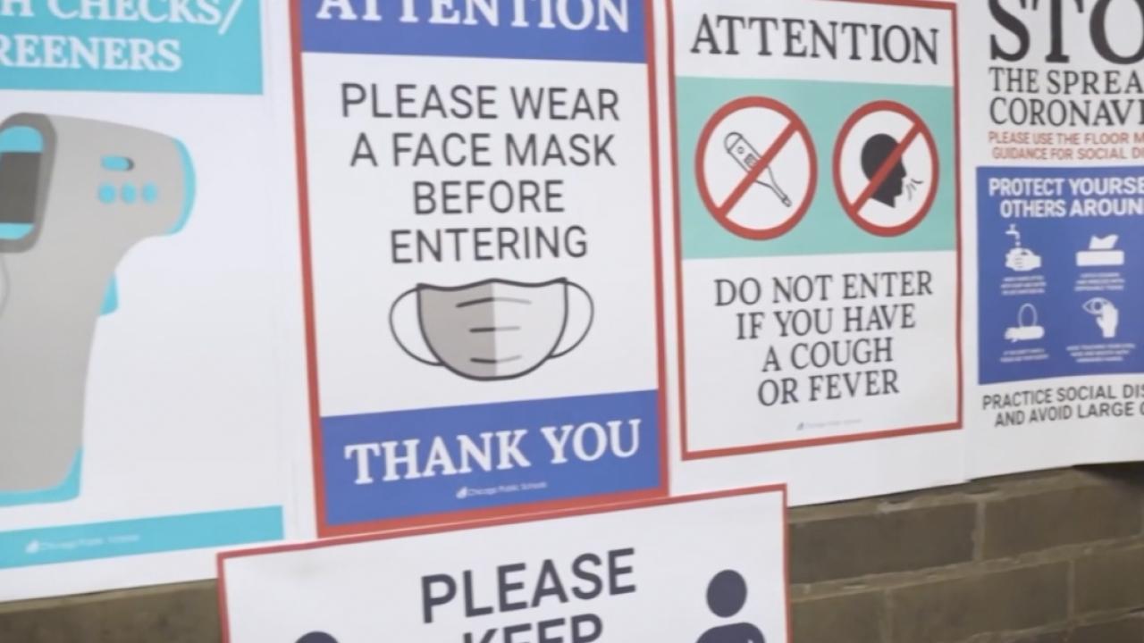 Mask Mandate in Schools