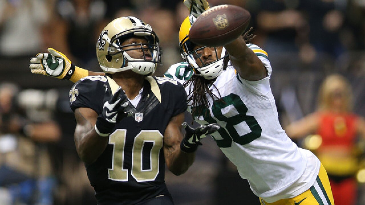Report: Tramon Williams returns to Green Bay Packers on two-year deal