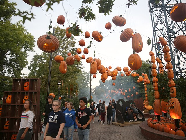 Halloween Haunt scares up a good time at Kings Island
