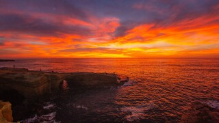 Where to enjoy the perfect sunset in San Diego