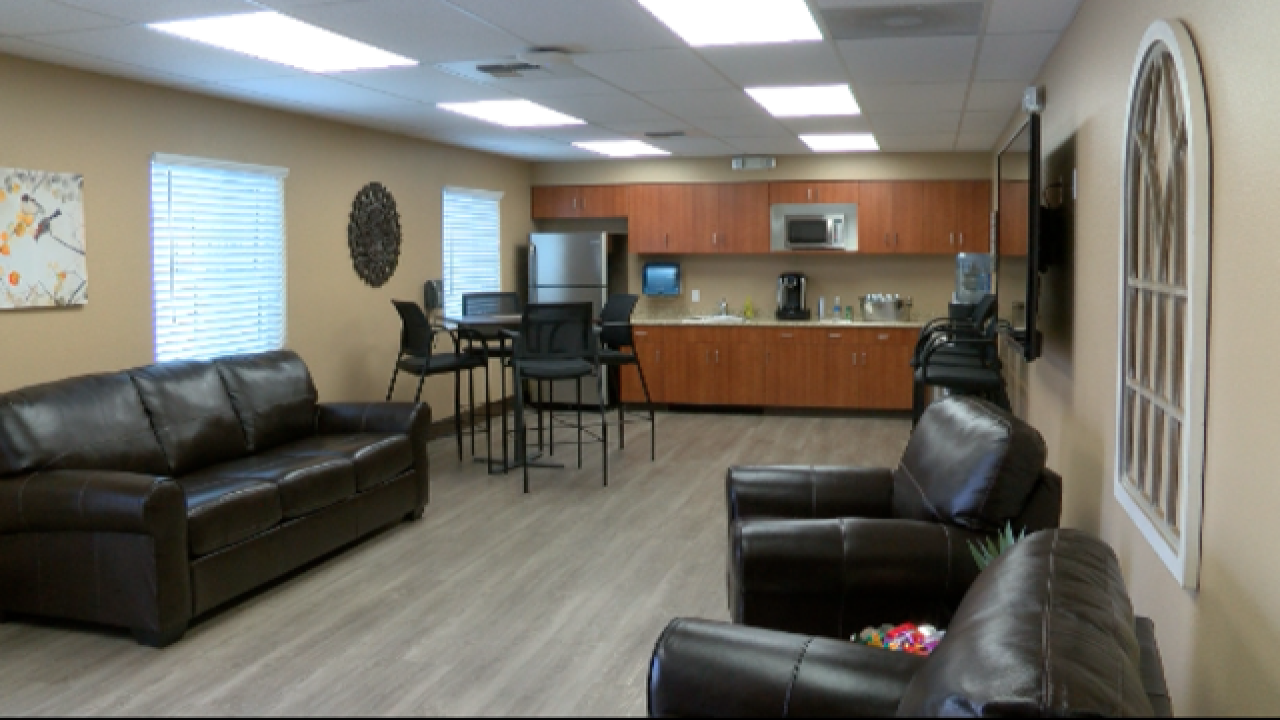 Kern Medical opens new student union