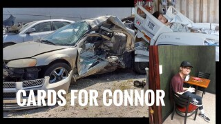 Cards for Connor
