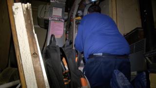Furnace repair checks hvac