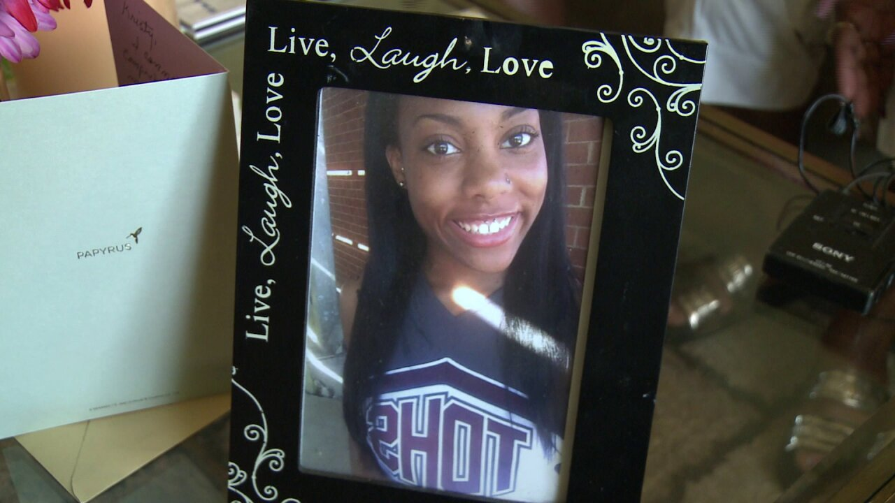 Former high school cheerleader killed in Richmond had a 'givingheart'