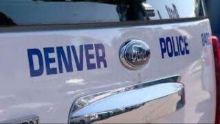 Denver Police vehicle