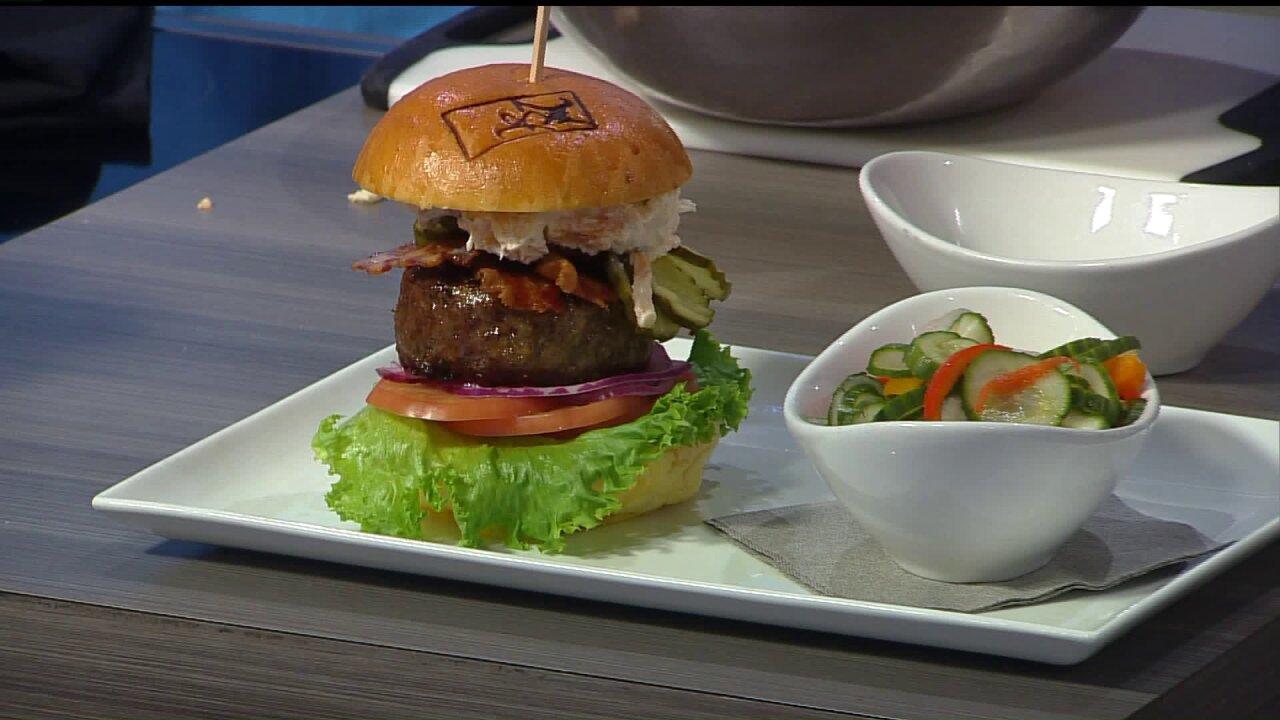 Second Street Bistro's Burger brings big flavor
