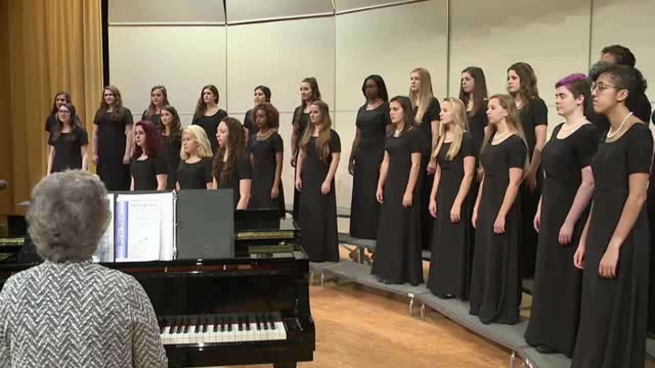 Sounds of the Season – Great Bridge High