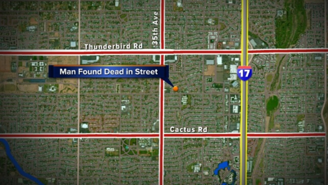 Police respond to burglary call and find shooting victim dead on street