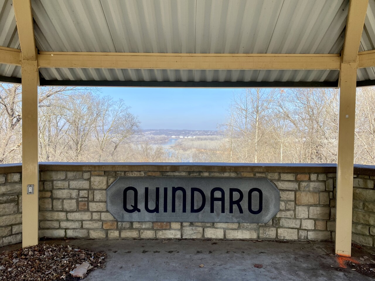 Quindaro Overlook