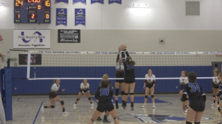 Lone Peak volleyball edges out Twin Bridges to remain undefeated