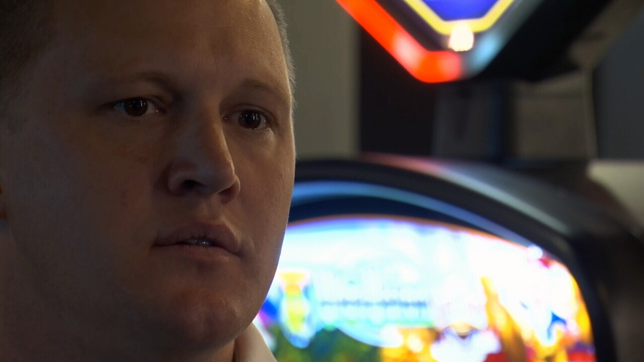 Casino owner Josh Benson fears he's losing out on business while others are cashing in