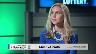 Excellence in Education: LoniVargas
