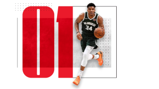 Sports Illustrated Giannis