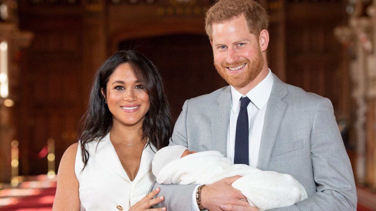 Royal Baby: Archie was born at London hospital, not at home