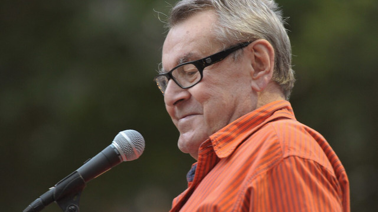 'One Flew Over the Cuckoo's Nest' director Milos Forman dies