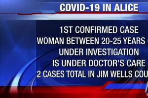 Young woman has first confirmed COVID-19 case in Alice