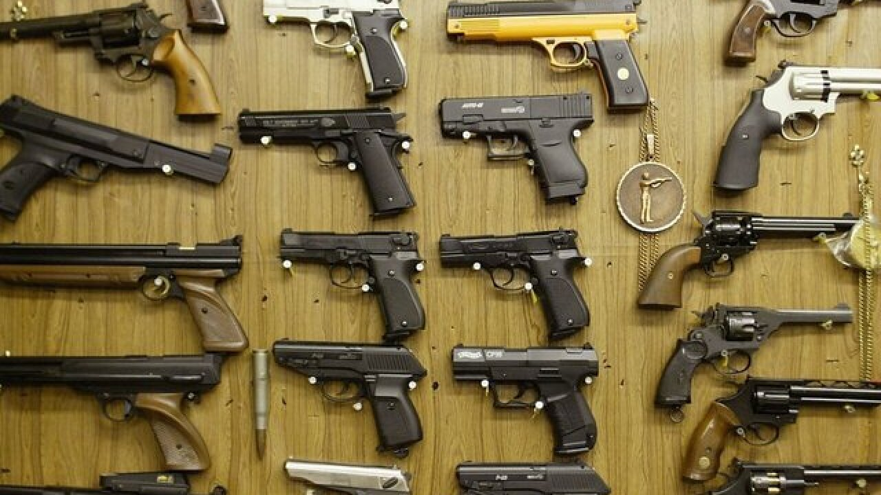 NRA member, students call for change in gun laws