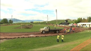 Cascade High School track and field complex undergoes remodel